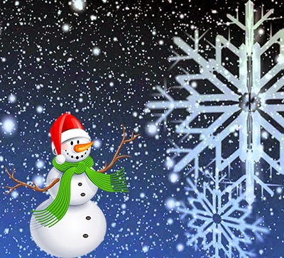 /Add_Christmas_Snow_Falling_Effect_With_Snowman_for_Blogger