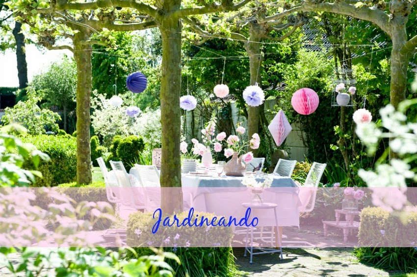 Llantas para decorar el jardin for Cosas recicladas para el jardin