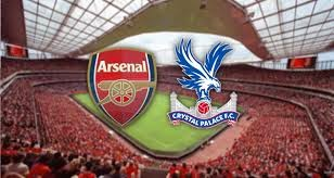 Live Streaming Arsenal vs Crystal Palace EPL