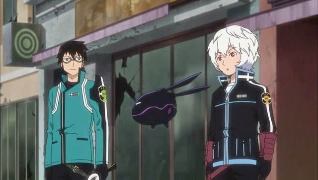 World Trigger Episode 22 Subtitle Indonesia