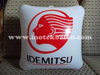 Balon karakter Idemitsu