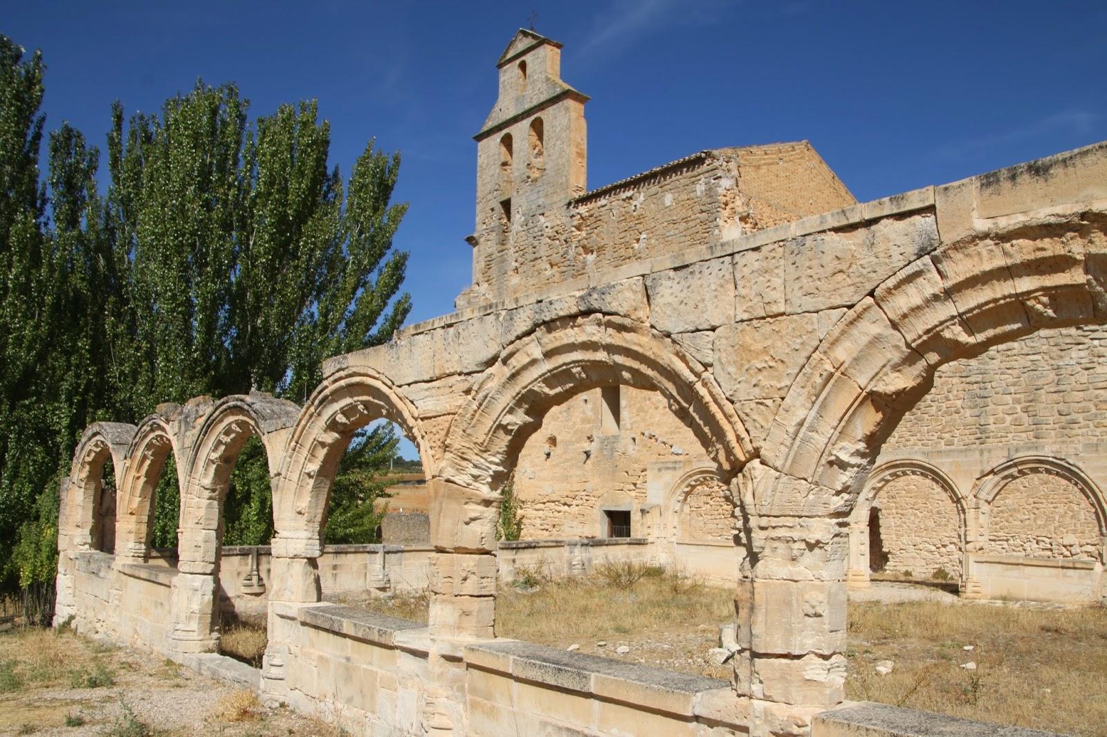 Convento del Rosal. Cuenca. Tu Maleta.