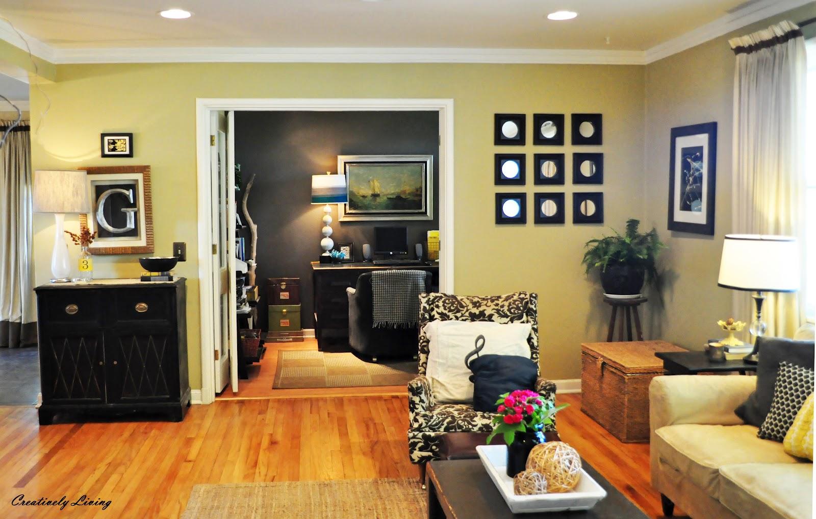 Elegant Lovely Living Room Toy Chest Part   10: Living Room Reveal