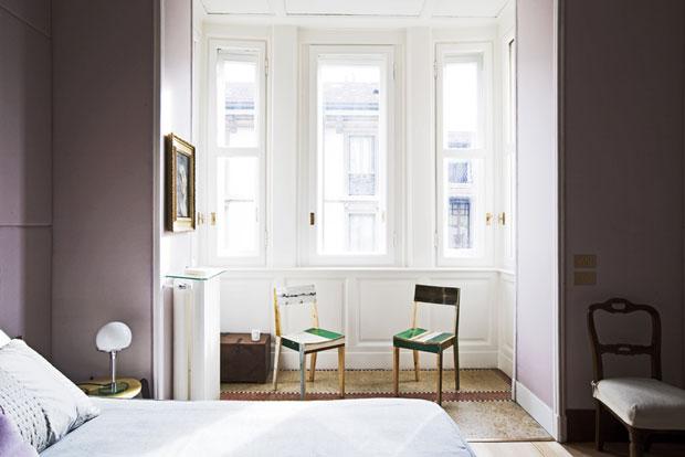 Appartamento anni 39 40 milano zona san vittore italy - Camera da letto anni 50 ...