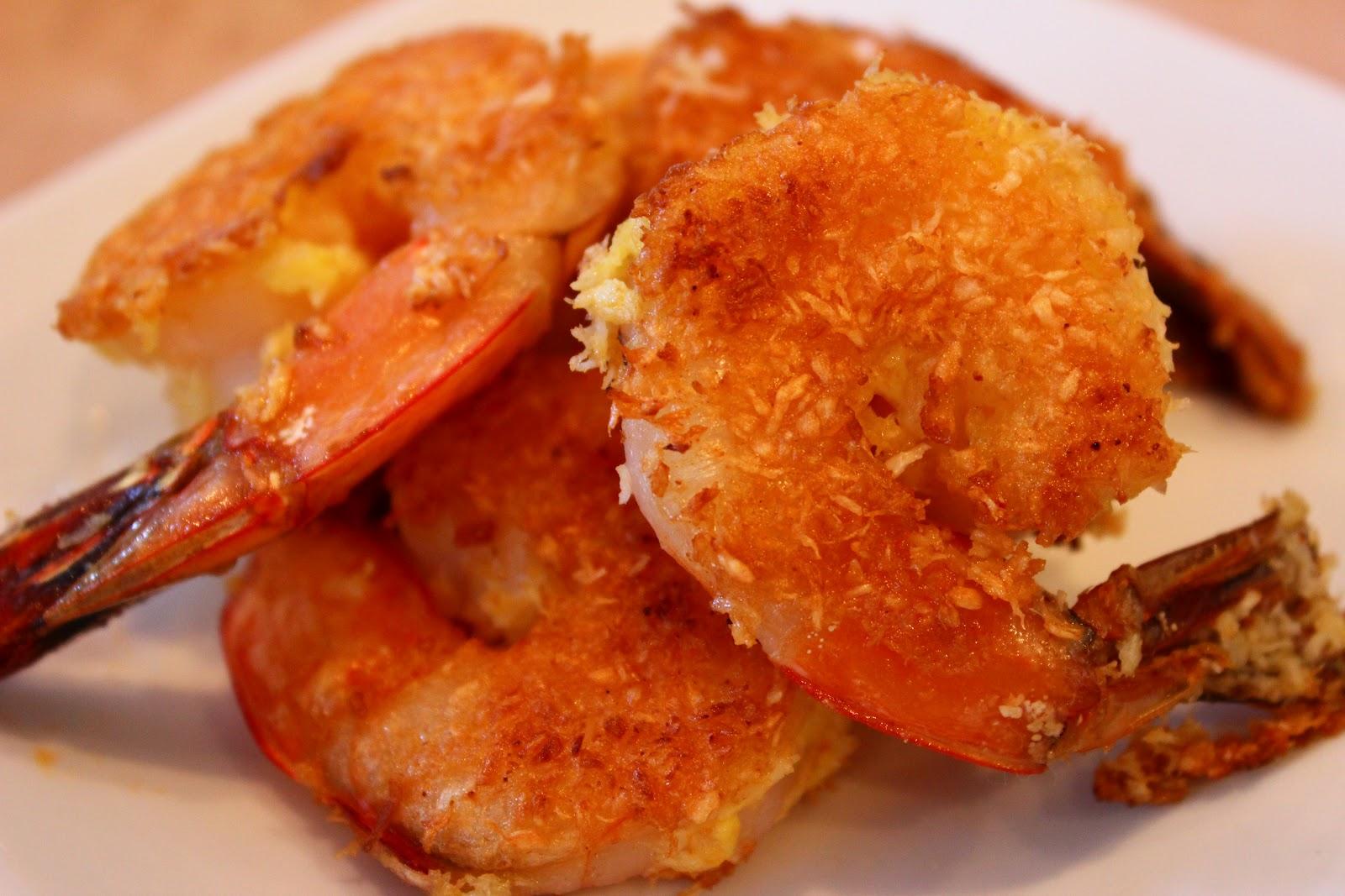 Primal Bites: Healthy Paleo Coconut Shrimp