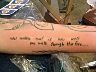 Forearm Tattoos