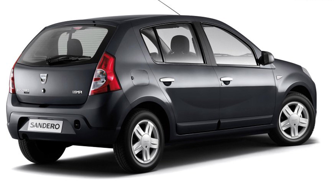Auto Dacia Sandero 2008 Dream Fantasy Cars