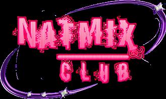 Natmix Club: La aventura de Alys Natmix%2BClub%2BLogo
