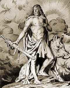 Freyr, Norse god