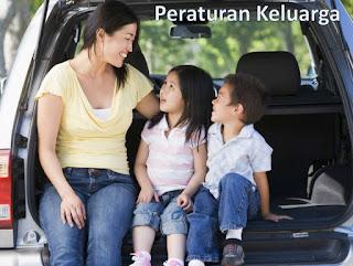 Pengertian Peraturan Keluarga dan Contohnya