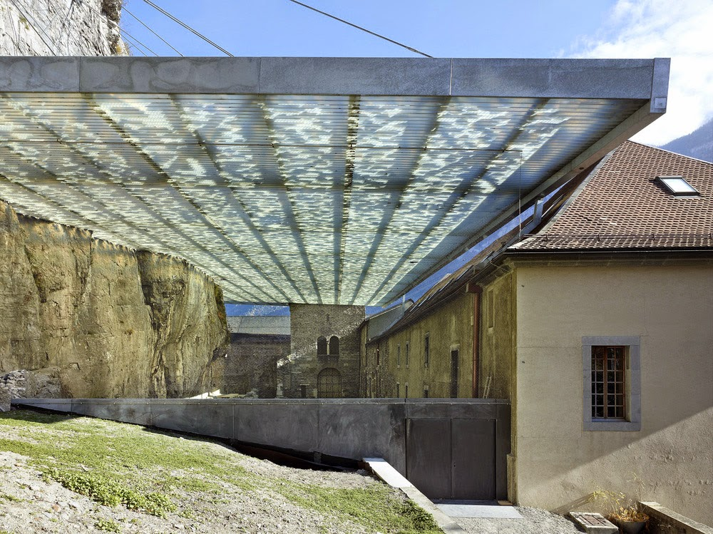 A daily dose of architecture coverage of archaeological for Architecture sites