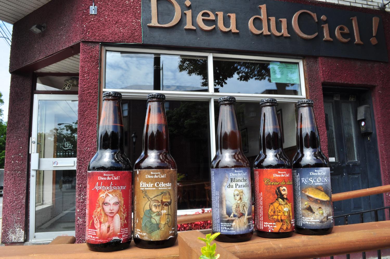 Image result for Brasserie Dieu du Ciel Brewpub