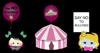 Stardoll Free Beatbullying 2011 Dolls and Tent