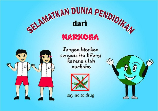 Selamatkan Dunia Pendidikan Dari Narkoba