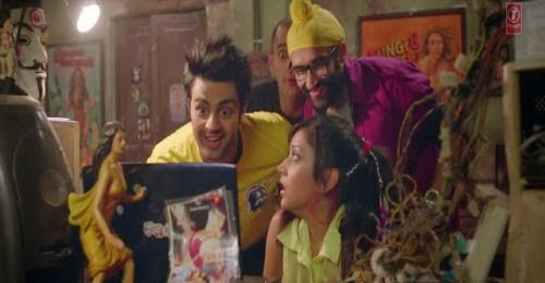 Pyaar China Ka Maal Hai Song still