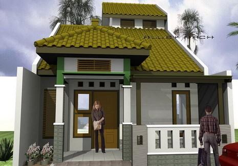 desain rumah minimalis dan ukurannya gambar rumah minimalis