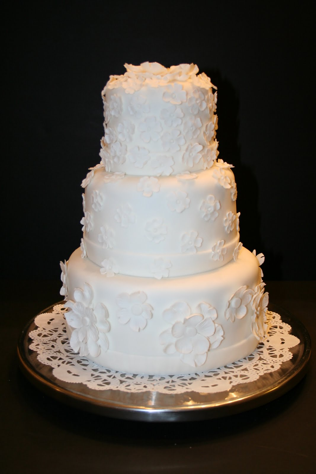 Sherry s Kneadful Delights Wedding Cakes