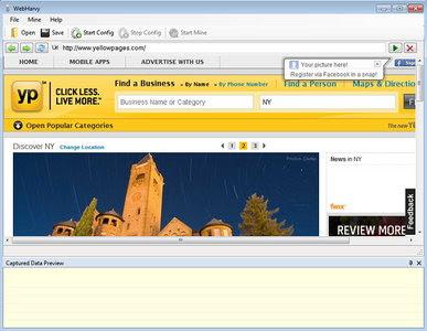 SysNucleus WebHarvy 1.4.0.20