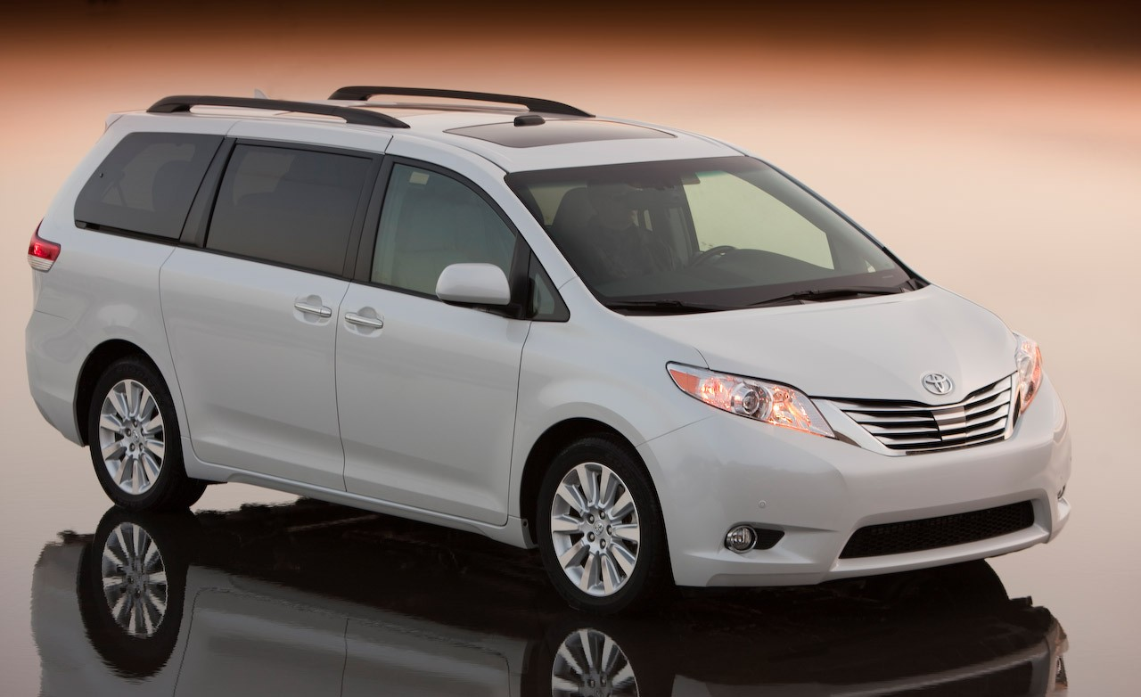 car wallpaper toyota sienna 2011 all entry wallpapers