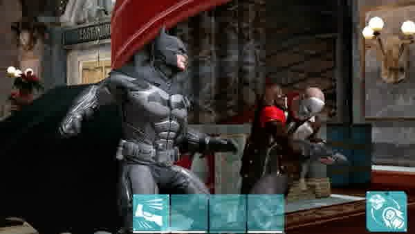 Download Batman Arkham Origins Android