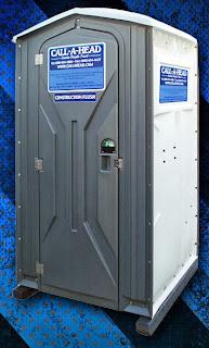 Construction Flush portable toilet