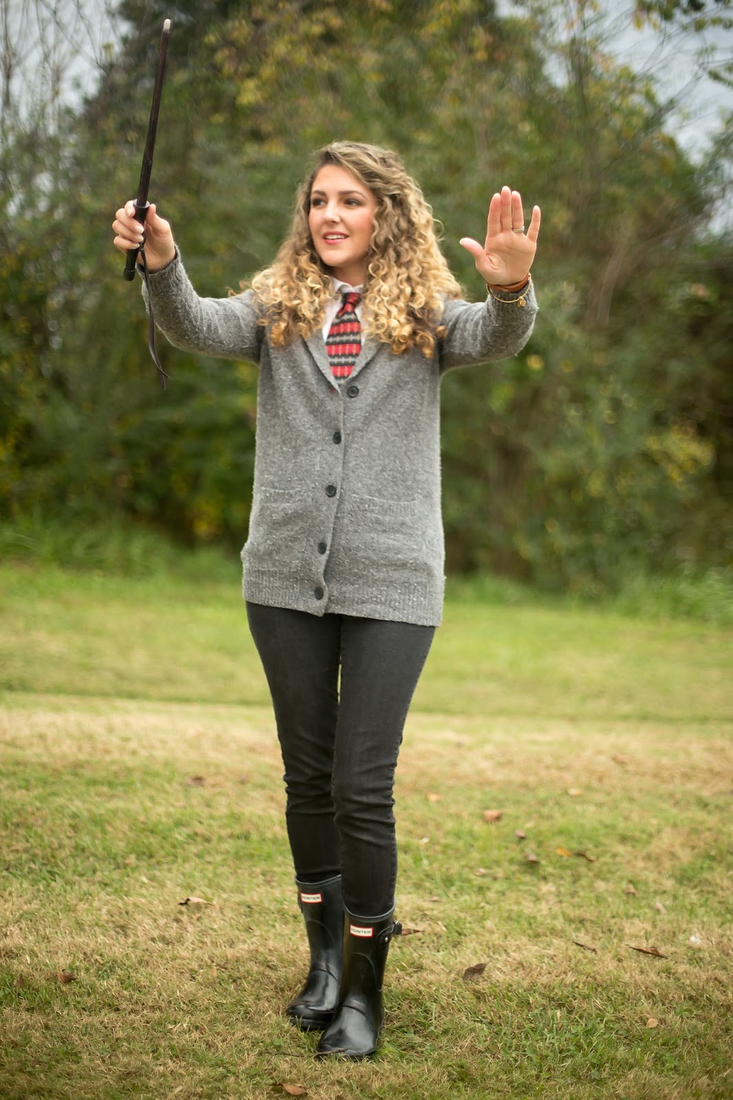 Quick and easy Hermione Granger halloween costume!  sc 1 st  Shaw Avenue & Quick and easy Hermione Granger halloween costume! | Shaw Avenue