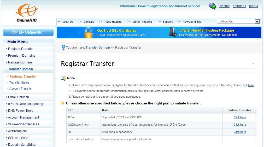cara transfer domain, bagaimana cara transfer domain2 - ilmuwebhosting.com
