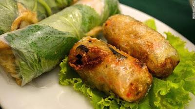 Việt Nam vào top địa điểm ăn ngon nhất thế giới