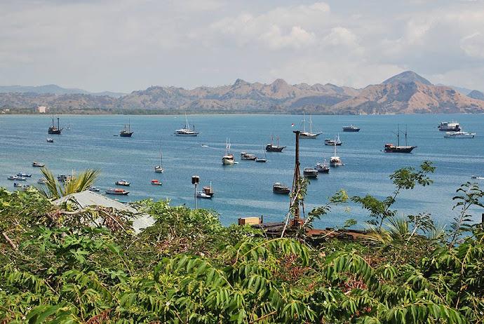 Bahía de Labuanbajo