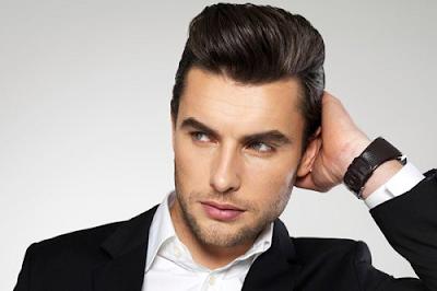 Gaya Rambut Pomade Keren 2016 Untuk Kaum Pria