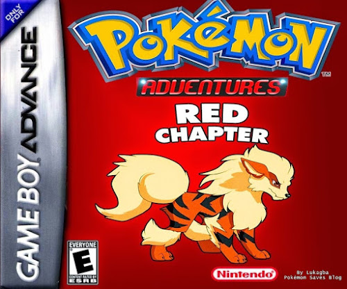 Pokémon Adventure Red Chapter