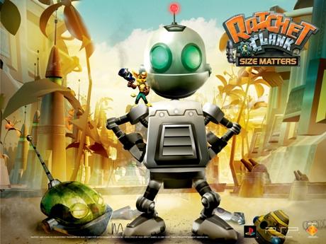 Clank - Los mejores robots del mundo de los videojuegos (I)