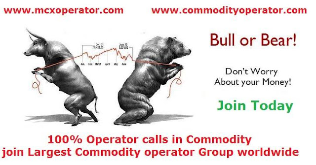 Best operator call in mcx commodity and nifty future 8860003368