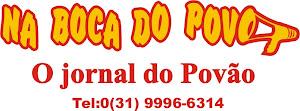 Site Oficial do jornal NA BOCA DO POVO