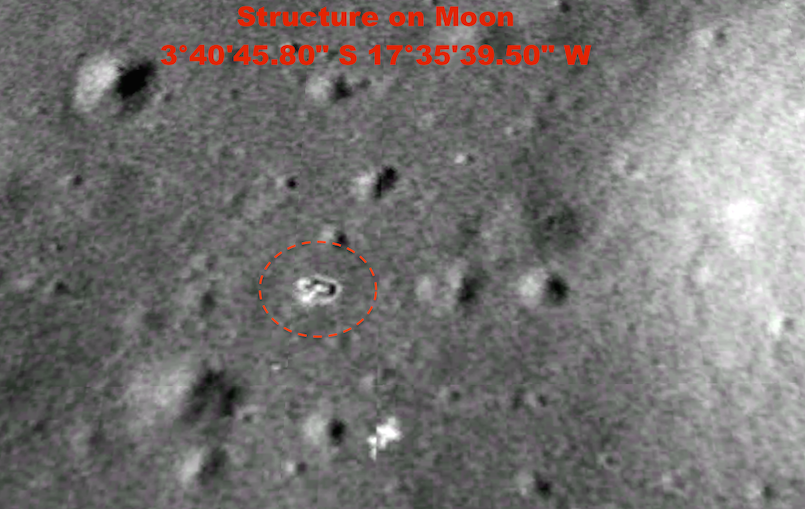 astronauts find structures on moon - photo #22