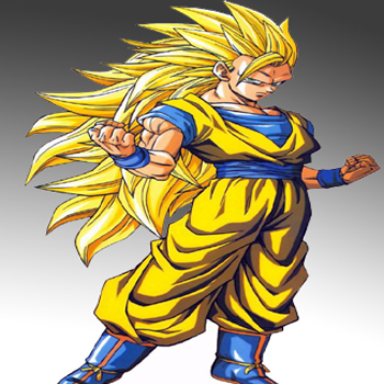 dragon ball z goku super saiyan 3