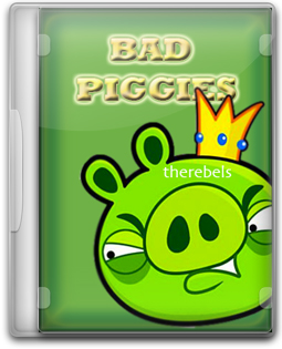 Download Bad Piggies 1.0 - Mac OSx
