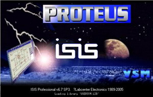Software Simulasi Proteus