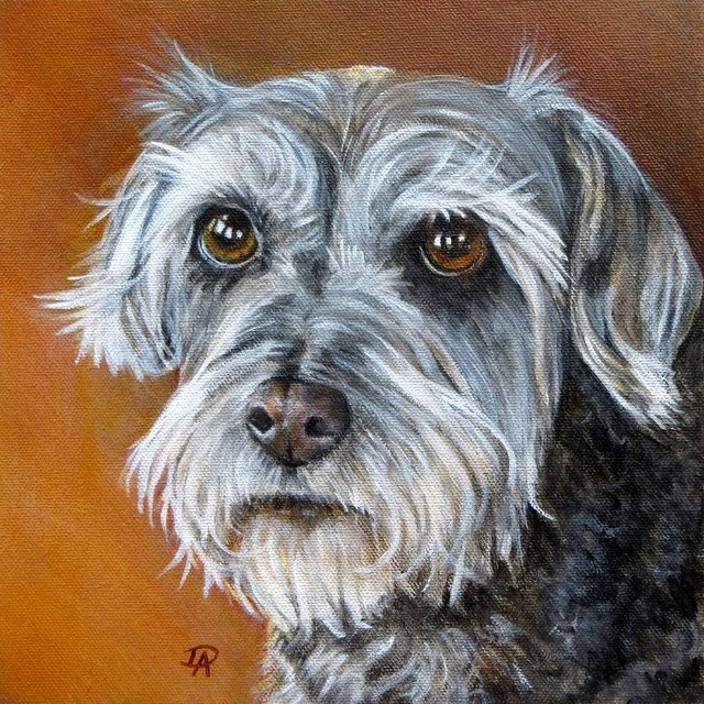Our Jack (Acrylic) - sold