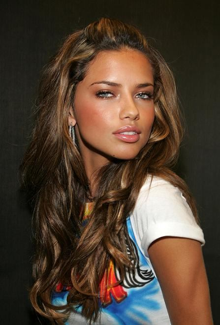 Adriana Francesca Lima is a supermodel Brazilian also having a passport