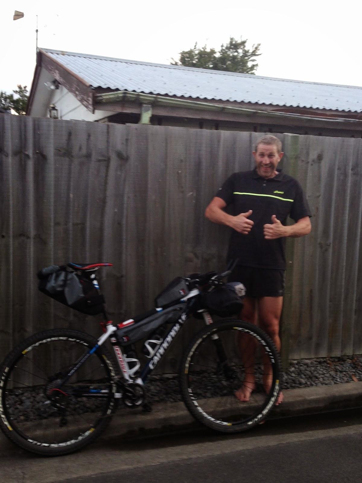 Kiwi Brevet 2019 Rider Profiles 2015