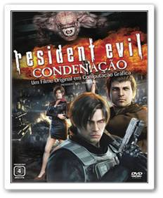 Download Resident Evil Condenação RMVB Dublado + AVI Dual Áudio DVDRip + Torrent