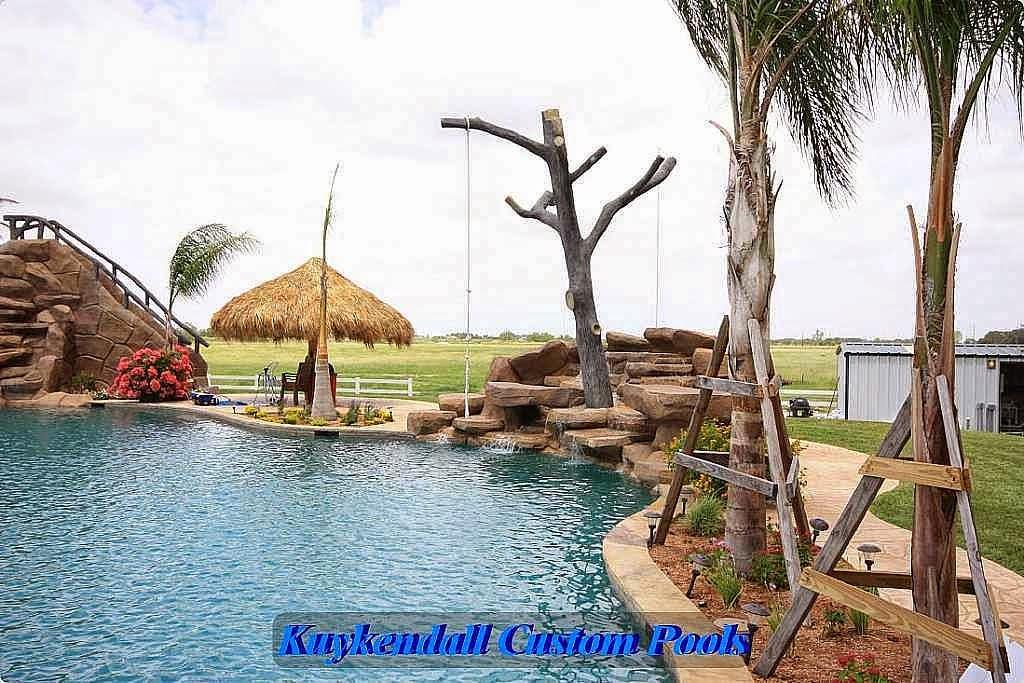 Largest Backyard Pool In Texas : Travel Trip Journey World?s Biggest Backyard Swimming Pool in Texas