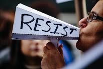 TRUMP TIENE UN ENEMIGO: LA RESISTENCIA