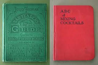 libros cócteles