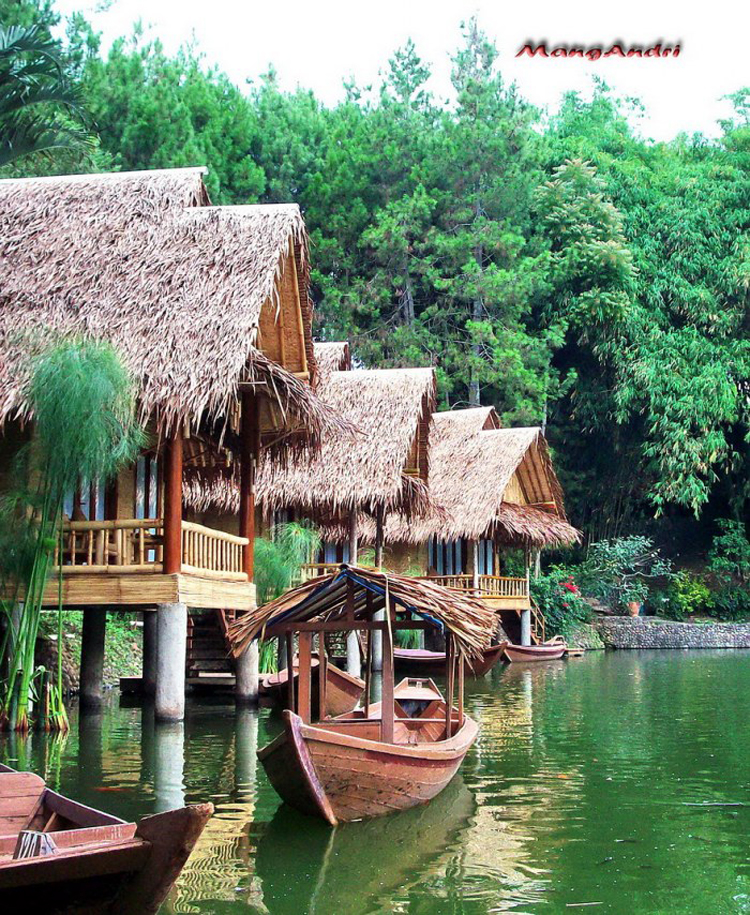 Honeymoon At Kampung Sampireun Most Beautiful Places In The World Download Free Wallpapers