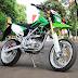 Modifikasi Motor Kawasaki 2014