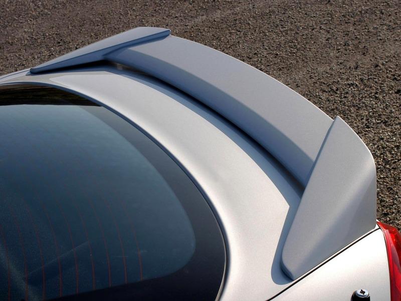 Hyundai Tiburon Rear Spoiler