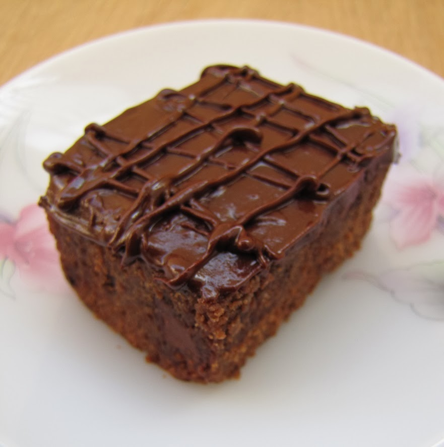 A Little Delectable Chocochip Brownie