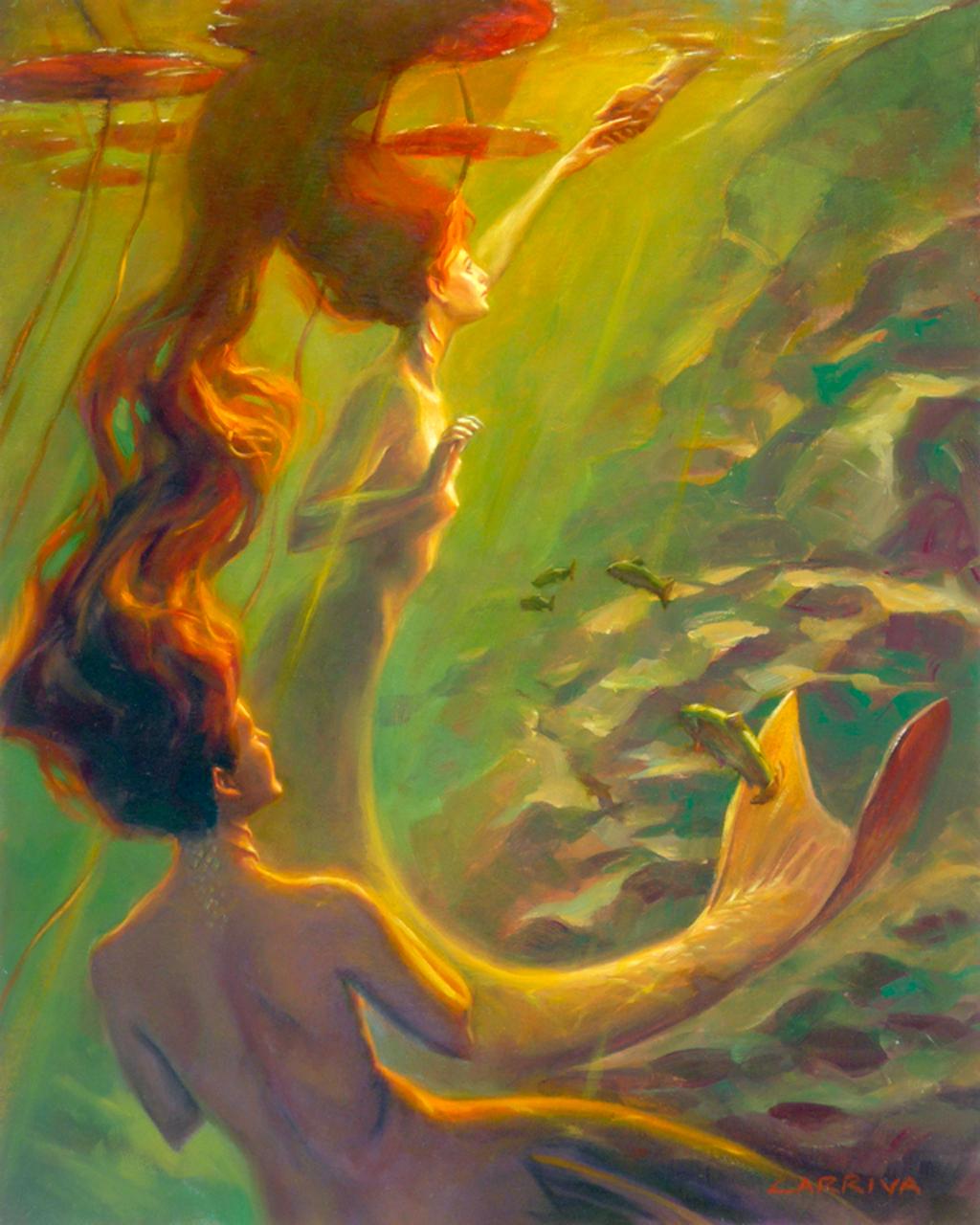 Kai Fine Art: John Larriva...